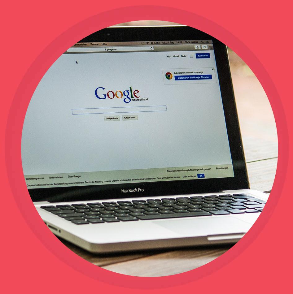 site sur Google